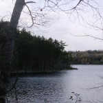 Porters Lake and Thompson Lake, Nova Scotia, Canada
